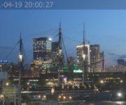 Boston Harbor Drydock Webcam