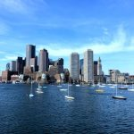 Boston Harbor Live Video