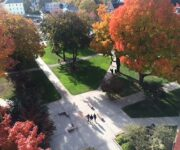 Clark University Webcam - Red Square
