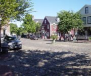 Nantucket Webcam - Downtown